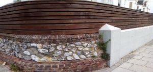 The Heart of Garden Design: Walls, Boundaries, Contrast & Materials