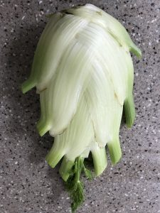 Florence fennel for sowing in April