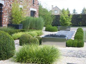 Garden Design: Green is a restful colour