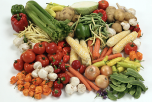 Assorted vegetables can be sown successionally