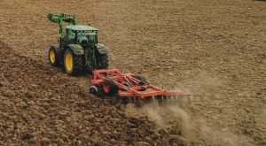 Heavy cultivations destroy soil structure, damage soil carbon potential and create dust.