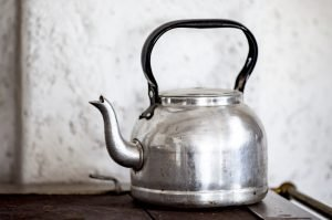 Kettle for weed control