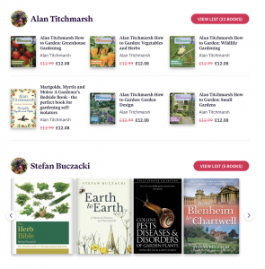 The Gardening Guy Bookshop